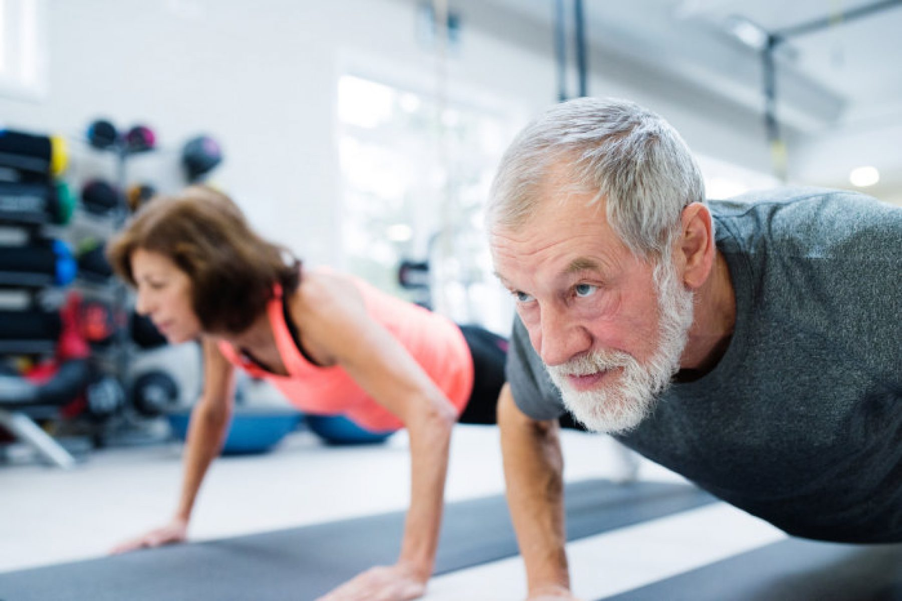 Fitness Training for the Elderly in Guildford